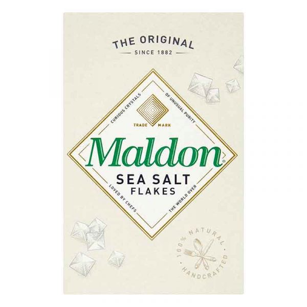 Maldon Sea Salt Flakes (250g)