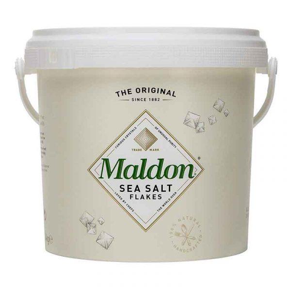 Maldon Sea Salt Flakes (1.4Kg)