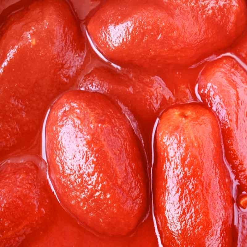 Italian Peeled Tomatoes – canned (800g)
