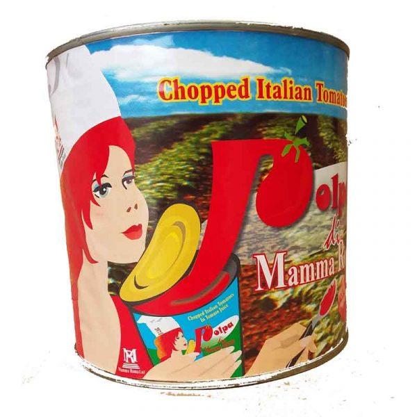 Italian Peeled Tomatoes – canned (2.6Kg)