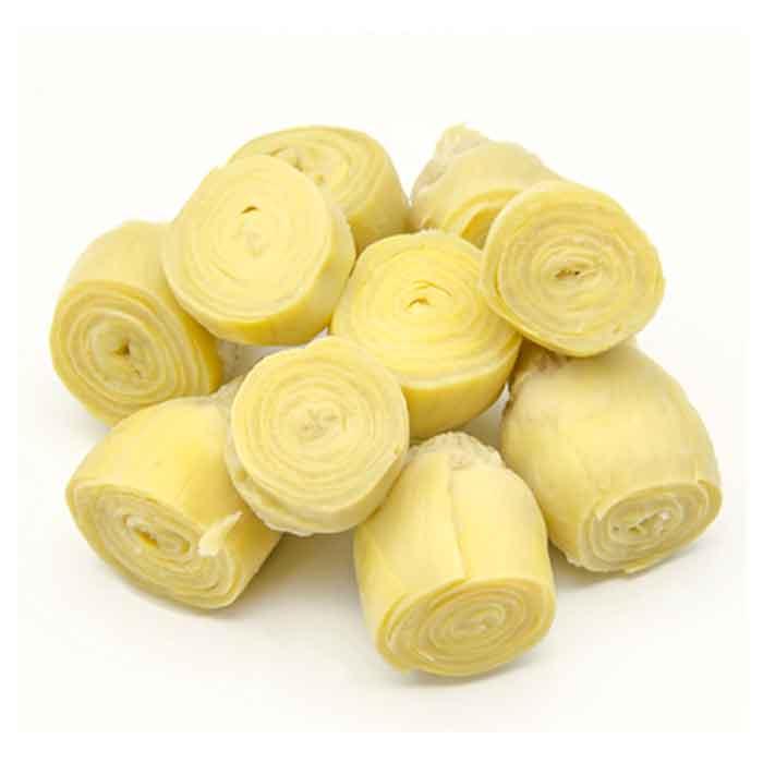 Italian Artichoke Hearts in Brine – canned (3Kg)