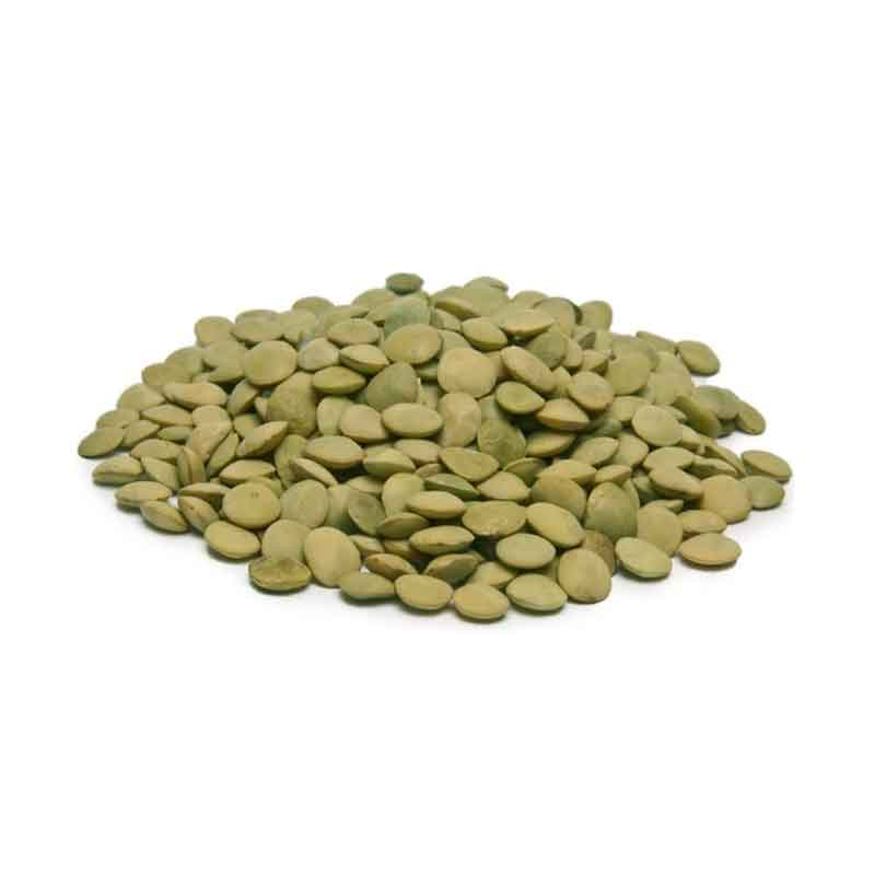 Italian Green Lentils – canned (400g)
