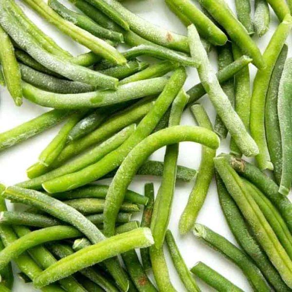 Frozen Whole Green Beans (2.5Kg)