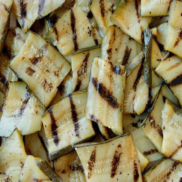 Italian Chargrilled Courgettes (3.1Kg)
