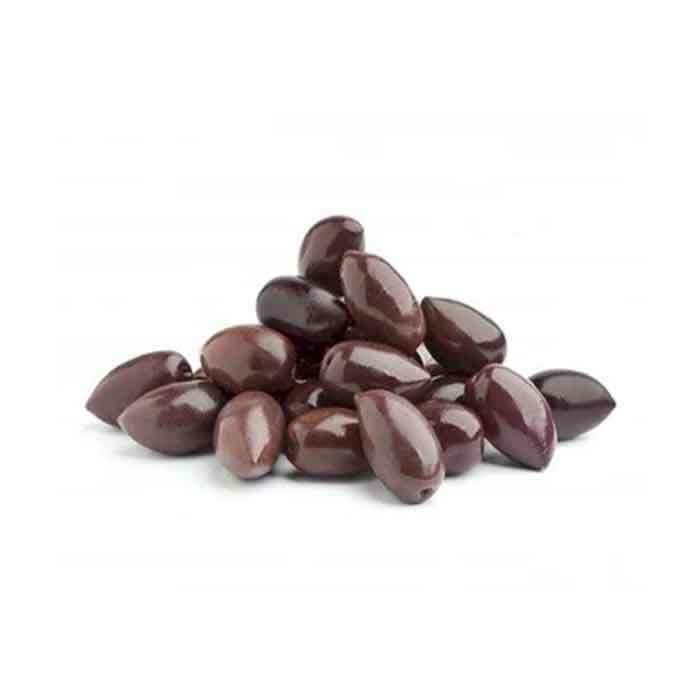 Black Pitted Kalamata Olives – stone out (2.3Kg)