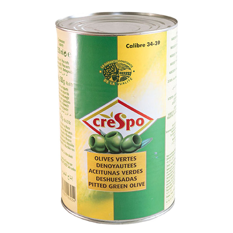 Crespo Green Olives stone-out (5Kg)