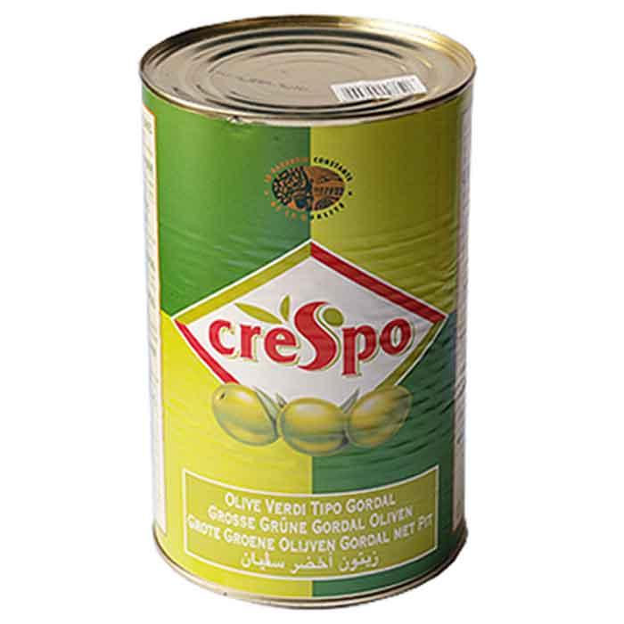 Crespo Green Olive stone-in (5Kg)