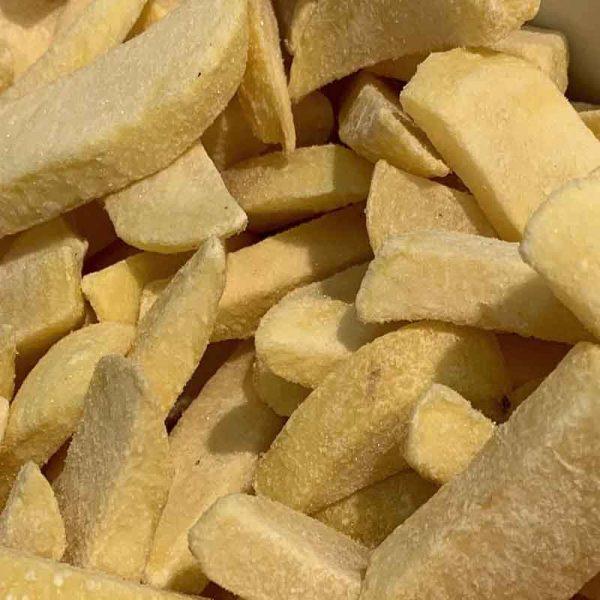Chunky Frozen Potato Chips (2.27Kg)
