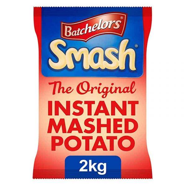 Smash Instant Potato Mix (2Kg)