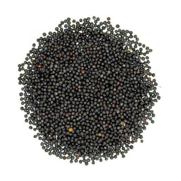 Blk Mustard Seed (500g)