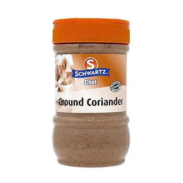 Schwartz Ground Coriander (320g)