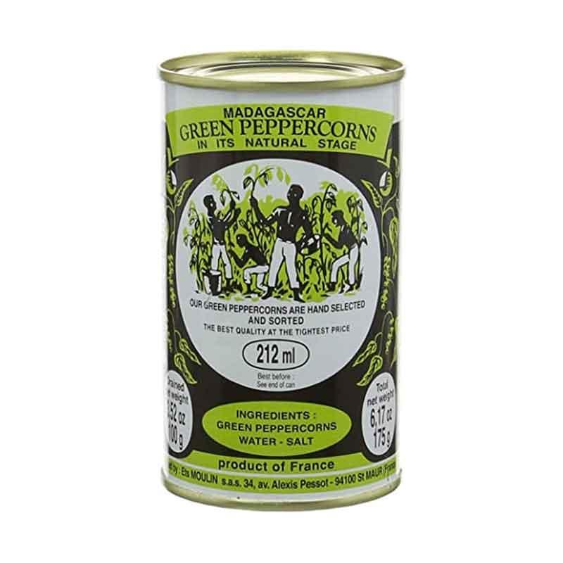 Wet Green Peppercorn (175g)