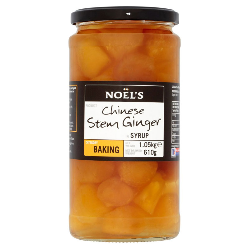 Noels Stem Ginger (1.05Kg)