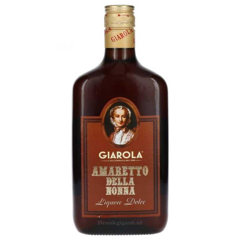 Della Nonna Amaretto Liqueur 23% (70cl)