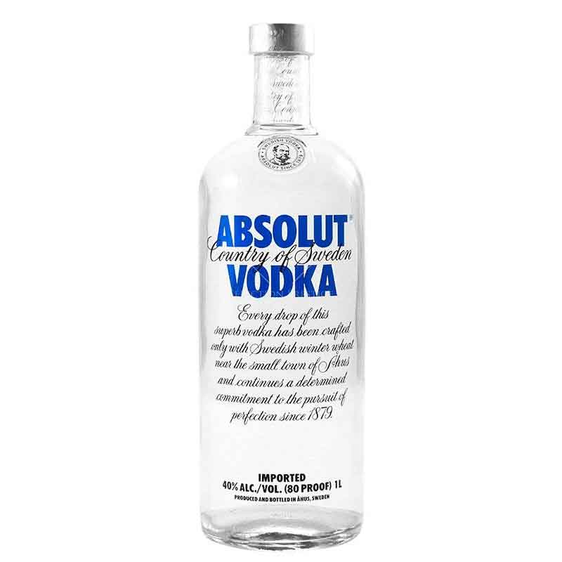 Absolute Vodka (70cl)