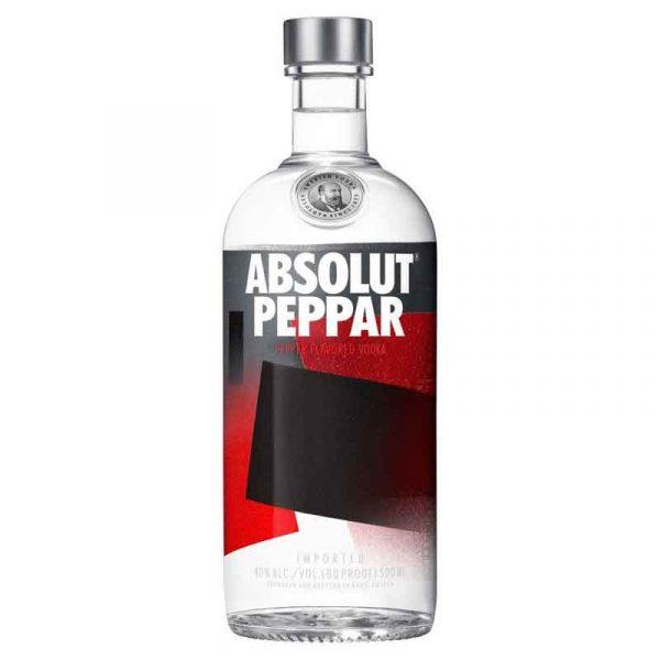 Absolute Vodka Pepper (70cl)