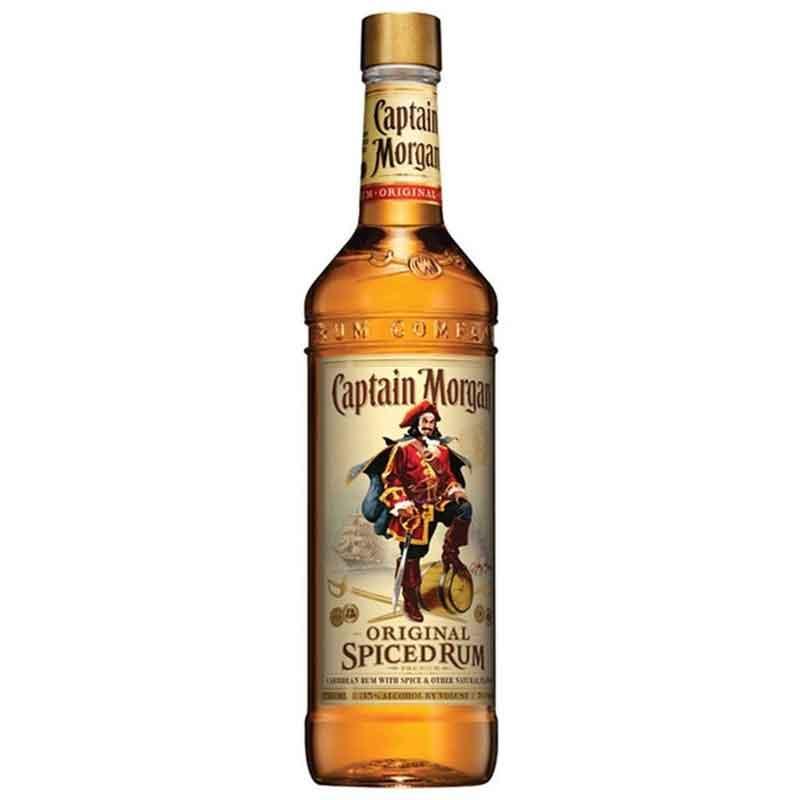 Captain Morgans Spiced Rum (70cl)