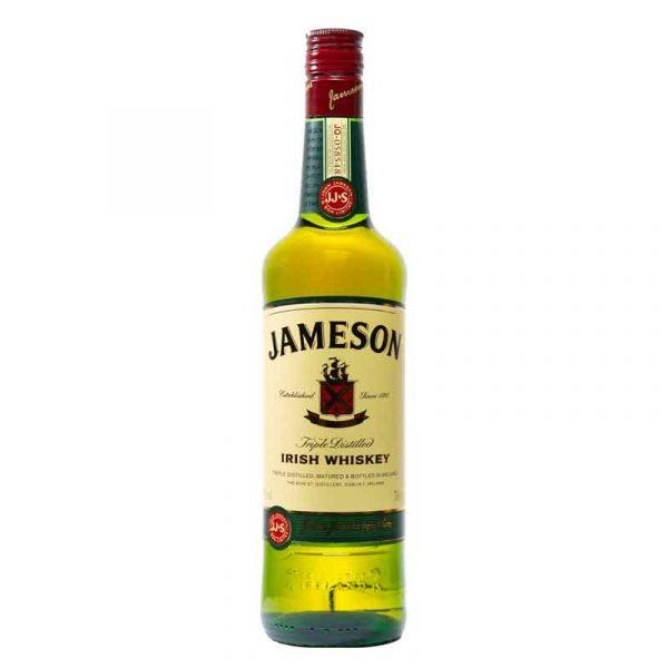 Jamesons Irish Whiskey (70cl)