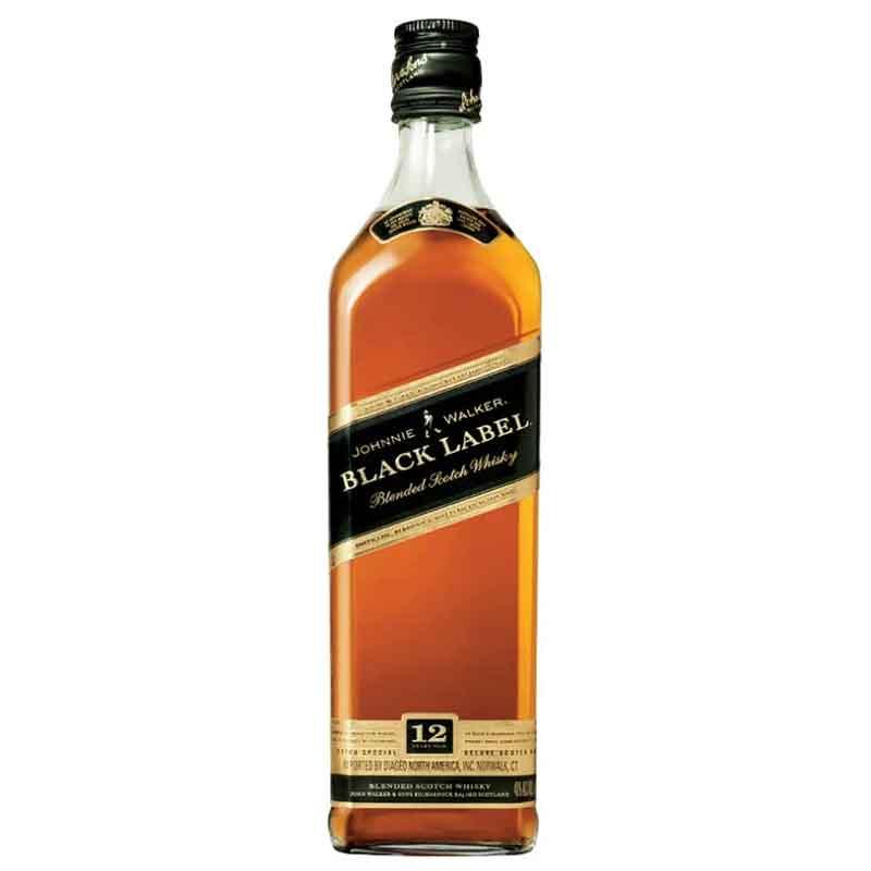 Johnny Walker Black Label Whiskey (70cl)