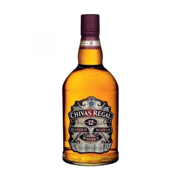 Chivas Regal 12 Yr Whiskey (70cl)