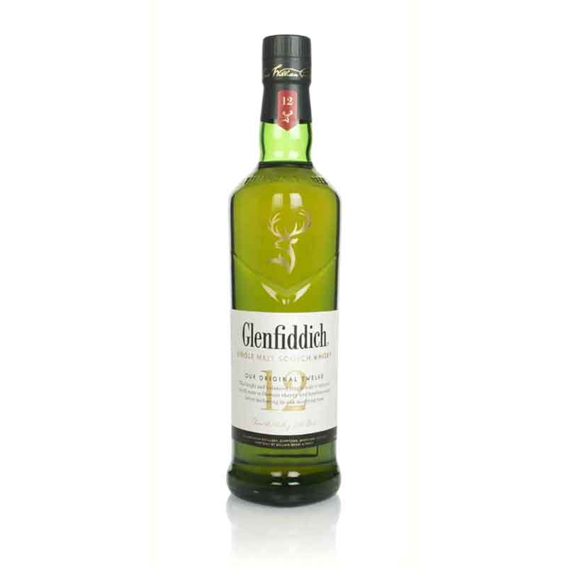 Glenfiddich Whiskey (70cl)