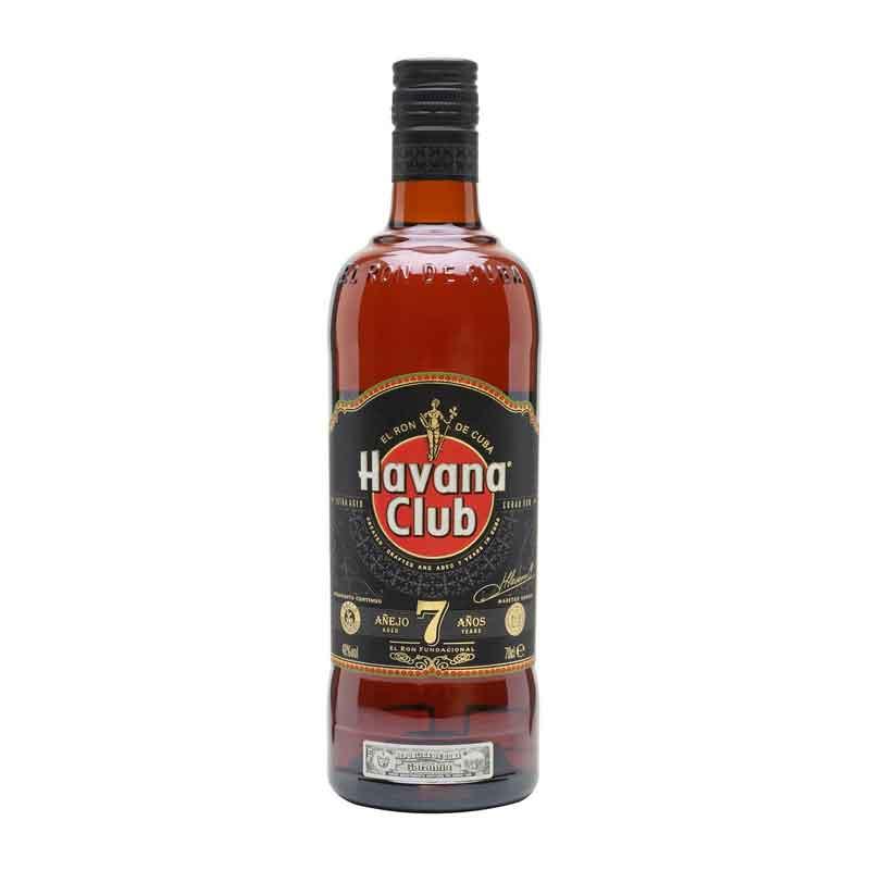 Havana Club 7 Yrs Old (70cl)