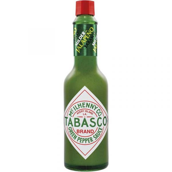 Green Tabasco Sauce (57ml)