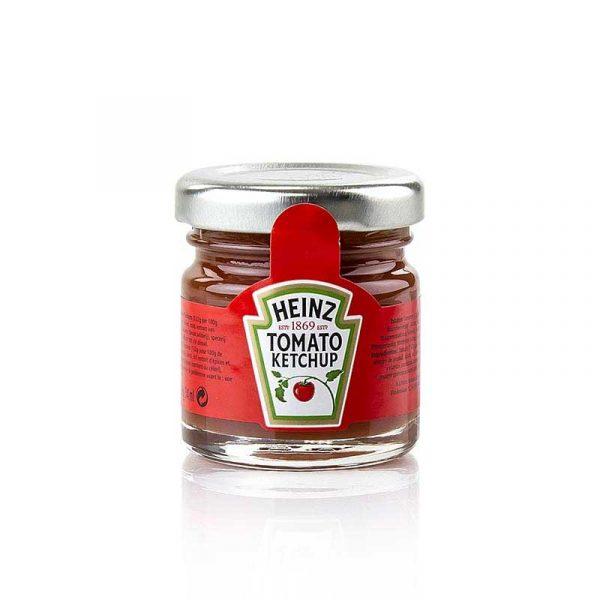 Heinz Ketchup – glass portions (80x39g)