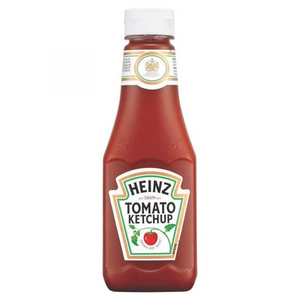 Heinz Ketchup Squeezy (10x342g)