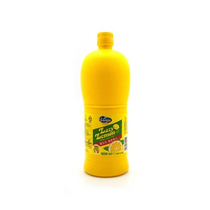 Lazy Lemon Juice – plastic bottle (50cl)
