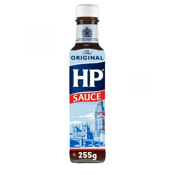 HP Brown Sauce – glass bottle (255g)