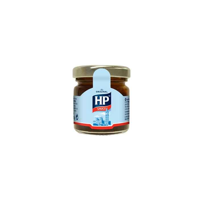 HP Sauce – glass portions (80x33ml)