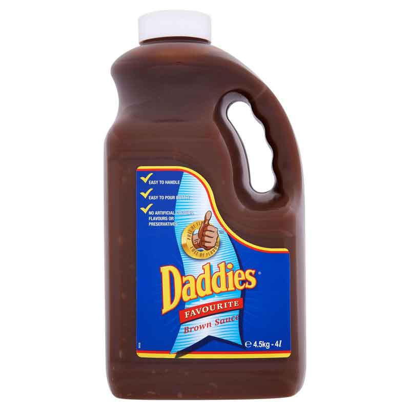 Daddies Brown Sauce (4.5Kg)