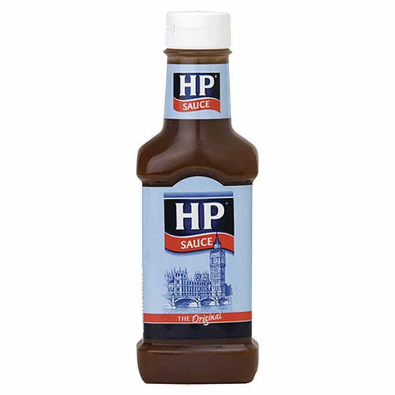 HP Brown Sauce Squeezy (8x285g)
