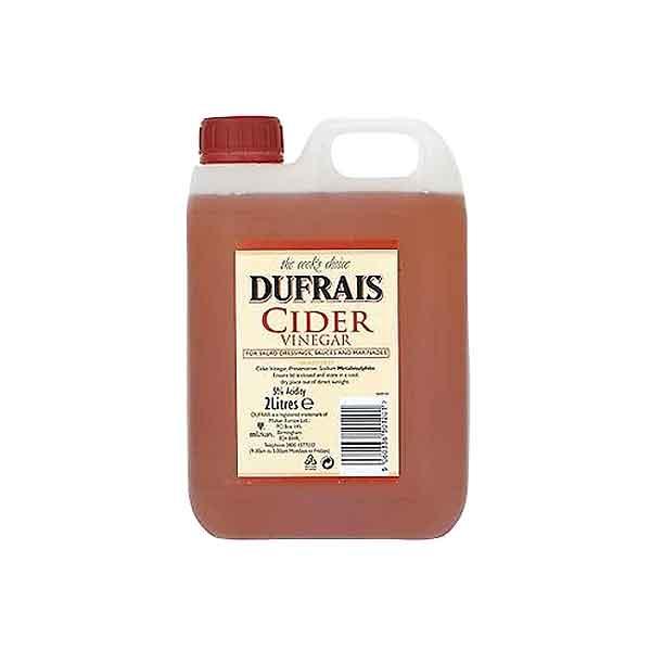 Dufrais French Cider Vinegar (5L)