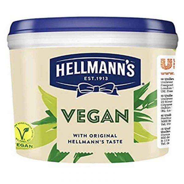 Hellmanns Vegan Mayonnaise (2.26L)