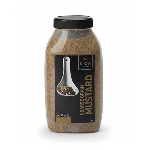 Lion Coarse Mustard (2.27L)