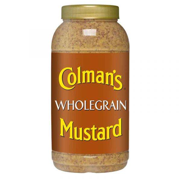 Colmans Wholegrain Mustard (2.25L)