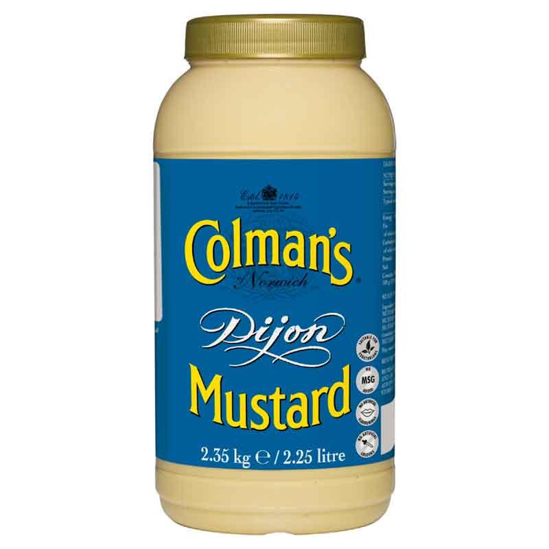 Colmans Dijon Mustard (2L)