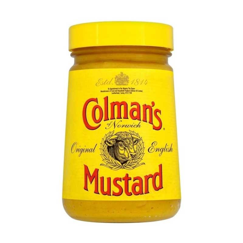 Colmans Baby English Mustard (170g)