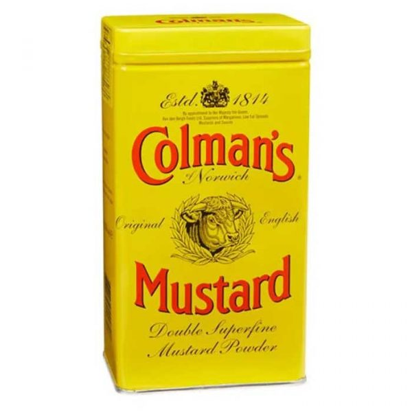 Colmans English Mustard Powder (454g)