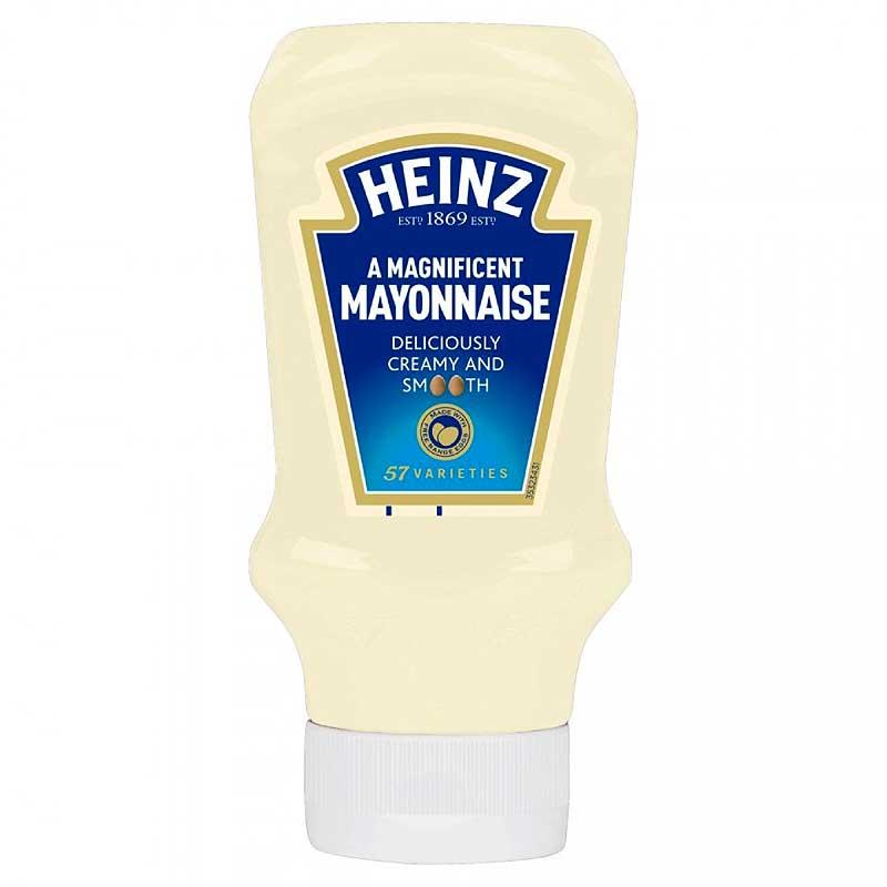 Heinz Squeezy Mayonnaise (8x220ml)
