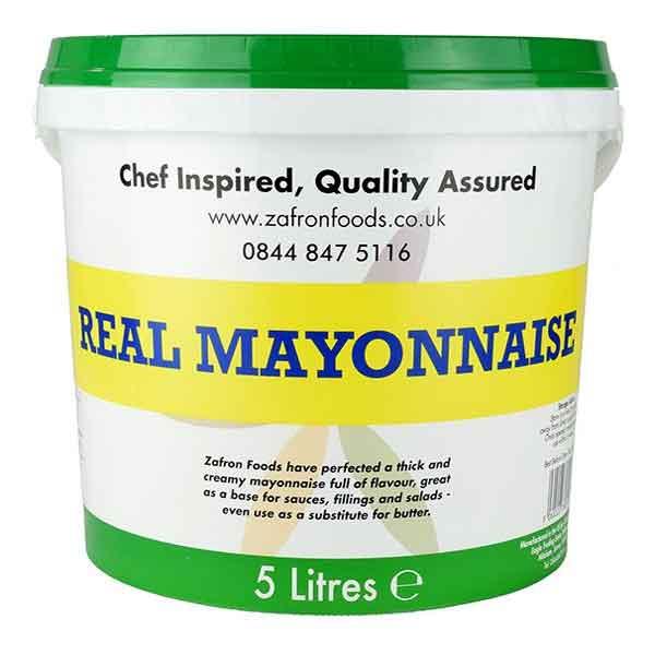 Zafron Mayonnaise (5L)
