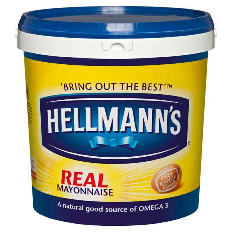 Hellmans Real Mayonnaise (10L)