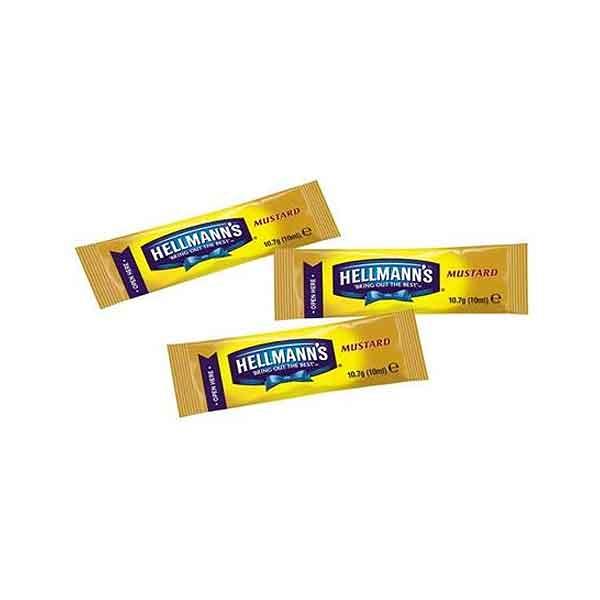 Hellmans Mayonnaise Sachets (198x10ml)