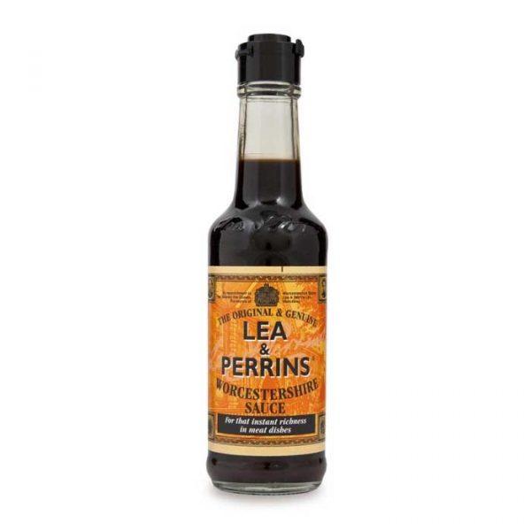 Lea & Perrins Worcester Sauce (150ml)