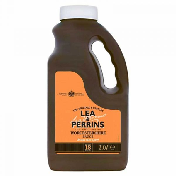 Lea & Perrins Worcester Sauce (2L)