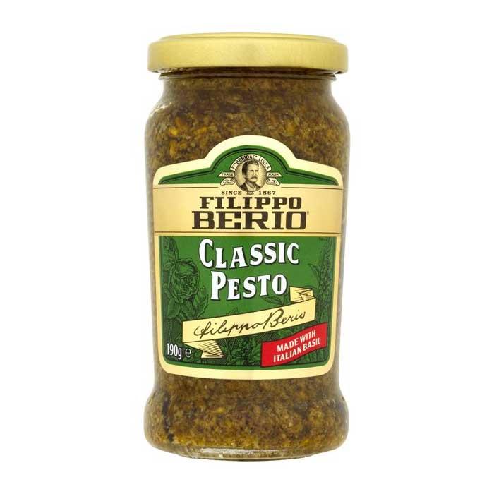 Filippo Berio Green Pesto (190g)