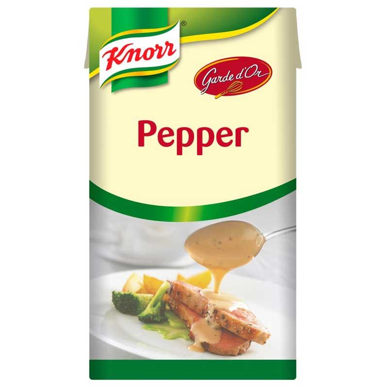 Knorr Pepper Sauce (1L)