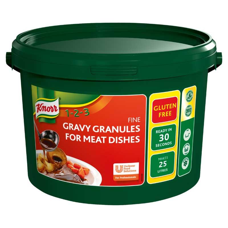 Knorr Gravy Granules for Meat (2Kg)